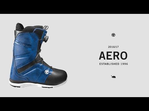 Flow Aero Boots 2016-17