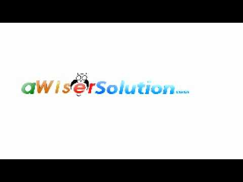 Animacion logo aWiserSolution