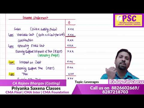 video Cost And Management Accounting + Financial Management By CA RAJEEV BHARGAV CMA INTER REGULAR (Copy)