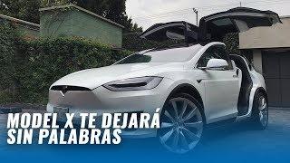 Tesla Model X P100D, test drive en español