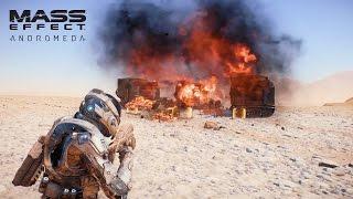 Mass Effect: Andromeda - Játékmenet Sorozat #1: Harcrendszer