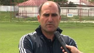 Gheorghe Durlea - antrenor Rapid Buzescu