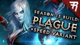 Diablo 3 Best Necromancer Build: Speed and GR 122+ Pestilence (2.6.1 Season 13 Guide)