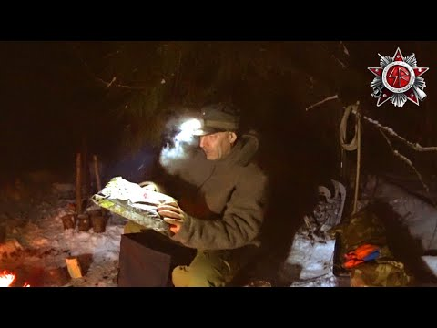 Winter Survival Camp - 20 Hour Long Winter Night 2020