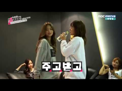 BnN - My Darling @ Apink's Showtime Ep 7