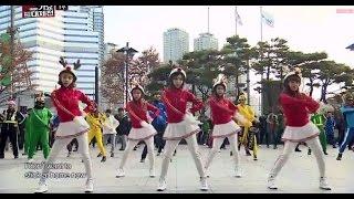 [가요대제전] Crayon Pop - Bar Bar Bar, 크레용팝 - 빠빠빠, KMF 20131231