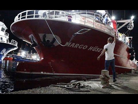 'Balık Avı' Sezonu Açıldı! 'Vira Bismillah' Diyerek, Denize Açılan Balıkçılar Yeni Sezondan Umutlu