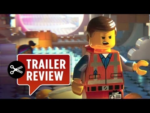 Instant Trailer Review - The Lego Movie Official Teaser Trailer #1 (2013) - Will Ferrell Movie HD