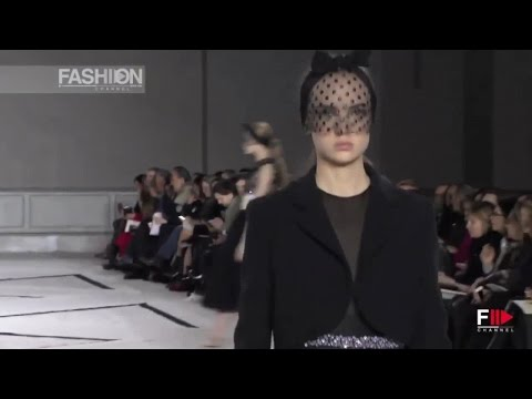 GIAMBATTISTA VALLI Highlights Spring Summer 2015 Haute Couture Paris by Fashion Channel
