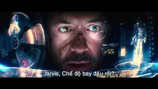 Iron Man 3 - Người Sắt 3 - Malibu - Phim Clip