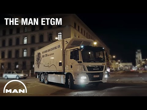 The MAN eTGM: The Future of Urban Mobility | MAN Trucks & Bus