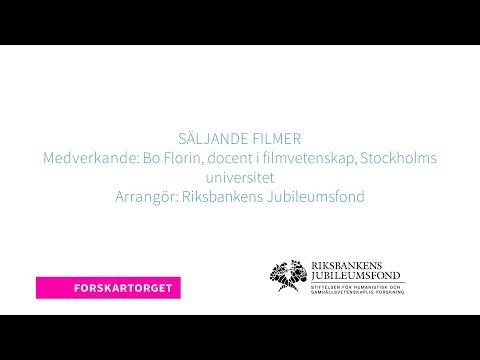 Forskartorget 2018 - Säljande filmer