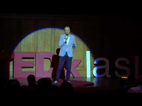 O zi din viata mea | Andrei Rosu | TEDxIasi