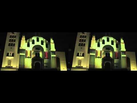 Catedral de San Marcos Chiapas 3D
