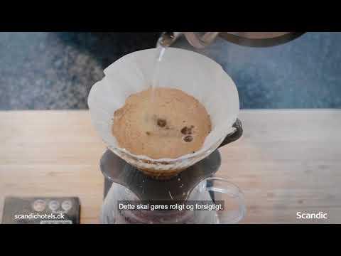 Scandic Hotels | Håndbrygget kaffe