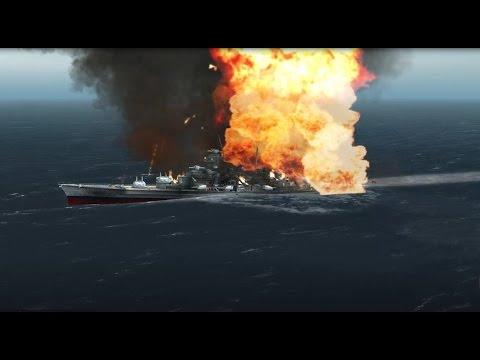 Atlantic Fleet / Bismarck & Prinz Eugen vs. Hood & Prince of Wales