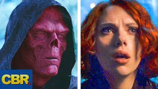 How Black Widow Could Be Alive And Stranded On Vormir