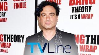 Big Bang Theory Series Finale — Johnny Galecki Interview | TVLine