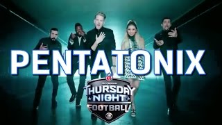 Pentatonix - Thursday Night Football Theme Song | NFL TNF [HD]