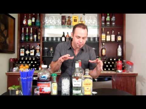 Alpine Lemonade Drink Recipe | Fruity Cocktail Recipe