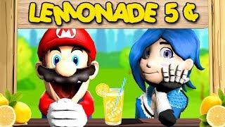 SMG4: Mario's Lemonade Stand