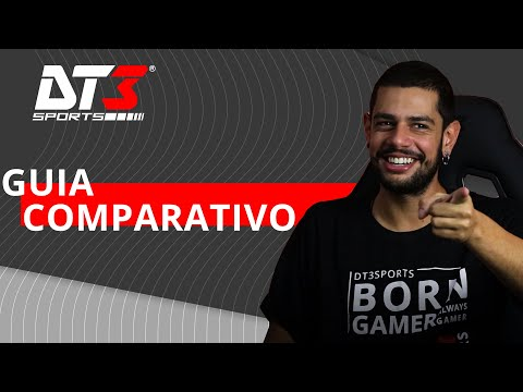 Guia comparativo - site DT3sports
