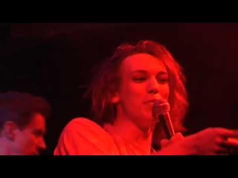 Bedales Rock Show 2007 - Jamie Campbell Bower