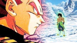 Nuevo Adelanto: Derrotara Broly a Vegeta God Red en la Película de Dragon Ball Super