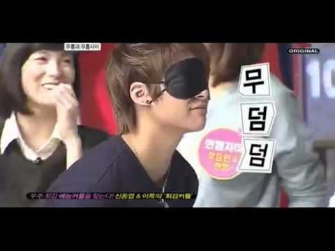 [ENGSUB Best Couple 111005] SJ Yesung F(x) Victoria Amber Game Cuts