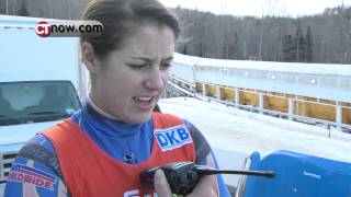 Emily Sweeney Olympic Luge Slider