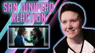 Natalie's reaction to Black Mirror 3x04 - San Junipero