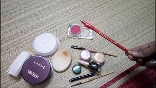 Basic Make Up Kit For Indian Classical Dance Beginners