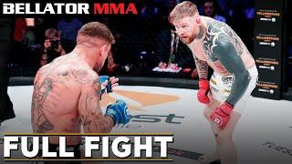 Full Fight | Charlie Ward vs. Justin Moore - Bellator 223
