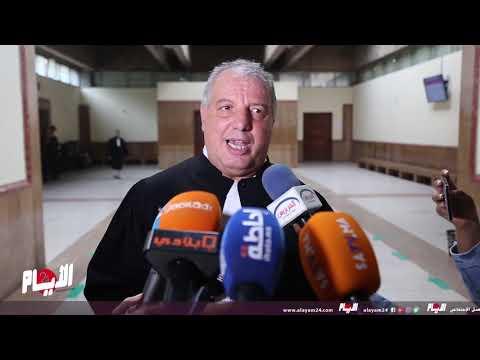 زهراش : أعطي أمر بإحضار بوعشرين من قبو المحكمة بواسطة القوة