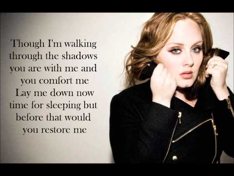 Adele- Promise This