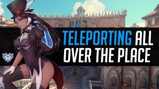 Symmetra Showing How Its Done, Dont Mess with Me | Overwatch