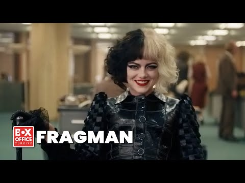 Cruella   Altyazılı Son Fragman