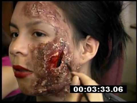 Barbara Valdez Quot Master Of Horror Quot Special Effects Makeup