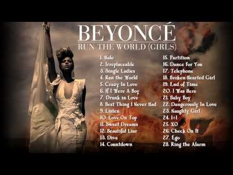Beyoncé Greatest Hits New Edition 2015 The Best Of Beyoncé♥