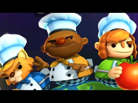 Overcooked: Chaos in Versus Mode - IGN Plays Live