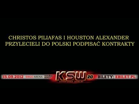 """Rywale """"Pudziana"""" i Błachowicza w Polsce"""