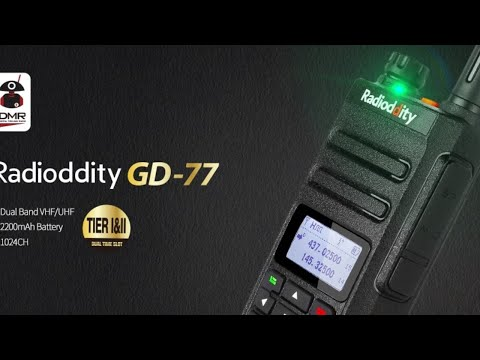 Looking at Opengd77 incredible fw Radioddity