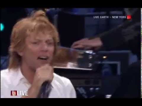 Baixar Bon Jovi - It's My Life (2007 Live Earth New York)