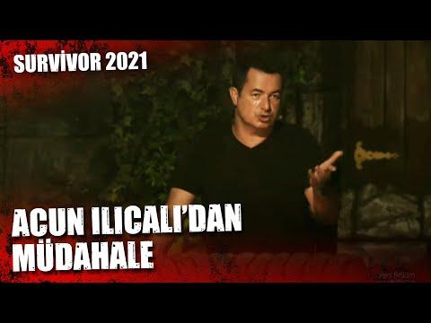 Acun Ilıcalı'dan Sert UYARI | Survivor 2021