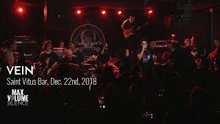 VEIN live at Saint Vitus Bar, Dec. 22nd, 2018 (FULL SET)