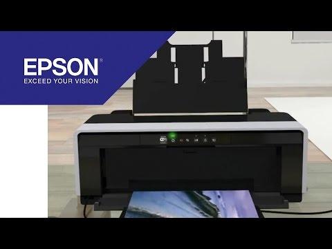Print photos with the Stylus Photo R2000 | Epson