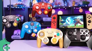 The Best Controller for Super Smash Bros Ultimate on Nintendo Switch