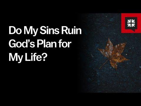 Do My Sins Ruin God's Plan for My Life? // Ask Pastor John