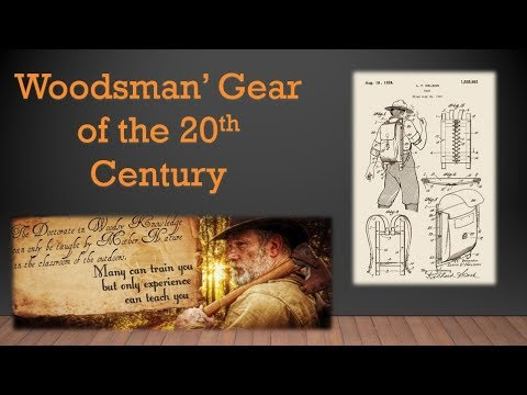 Woodsman's Gear of the 20th Century Part 6