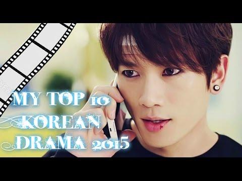 My Top 10 Korean Drama 2015 [1]